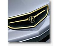 Acura RL Gold Grille