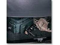 Acura Cargo Cover - Black (Ebony - Interior) - 08U35-S3V-214