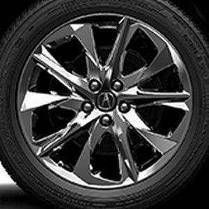 20 In Dark Chrome Look Alloy Wheels