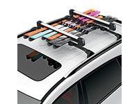 Acura Genuine Accessories 08L03-E09-200B Snowboard Attachment for Roof Rack