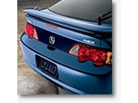 Acura RSX Rear Wing Spoiler(Redondo Red Pearl - exterior) - 08F02-S6M-2B1