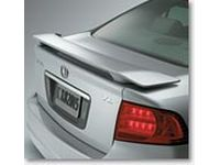 Acura TL Rear Wing Spoiler(Nighthawk Black Pearl - exterior) - 08F12-SEP-241