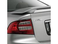 Acura TL Rear Wing Spoiler(Carbon Gray Pearl - exterior) - 08F12-SEP-2D1