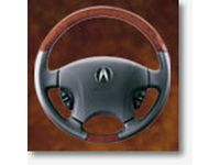Acura TL BRN WOOD TRIM STEERING WHEEL(Ebony - interior) - 08U97-S0K-210F