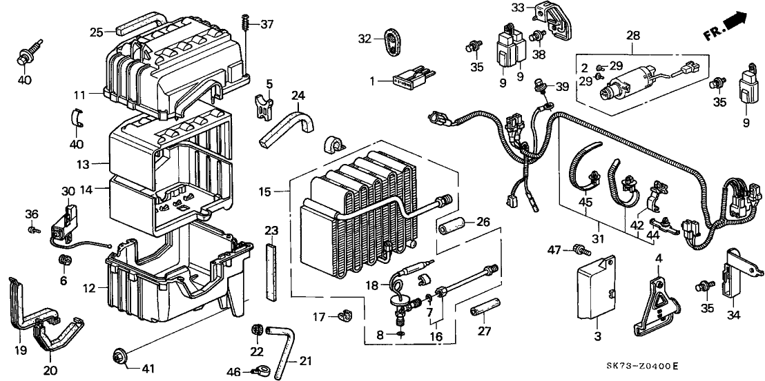 39795-SB2-003 - Genuine Acura Parts