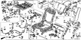 Diagram for Acura TSX Seat Motor - 81232-TL0-G21