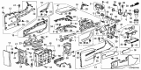 Diagram for Acura Arm Rest - 83405-STK-A02ZB