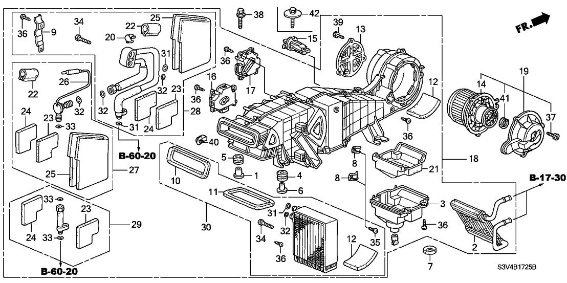 Acura 79351-S3V-A51 on