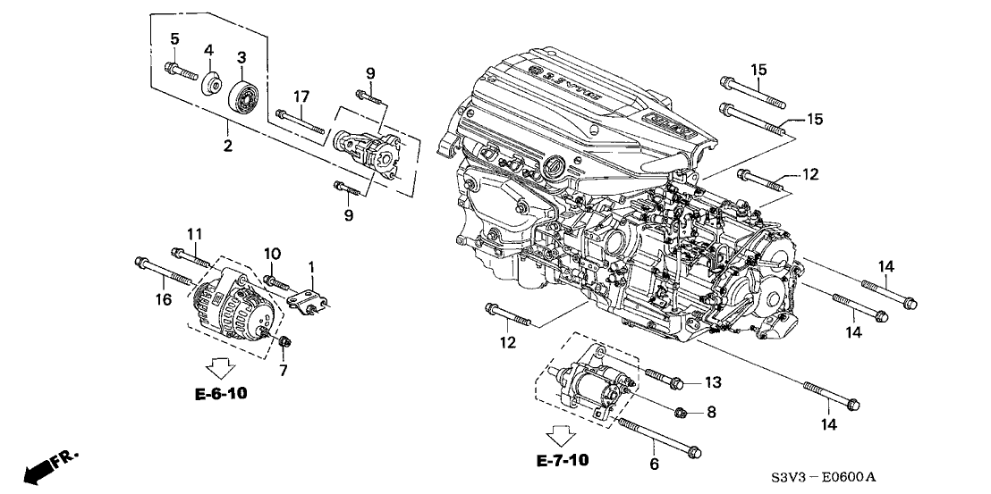 India Sheppard: 2001 Acura Mdx Alternator Bracket | Acura Mdx Engine Diagram |  | India Sheppard