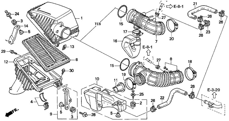 Acura Tlx V6 Engine Diagram