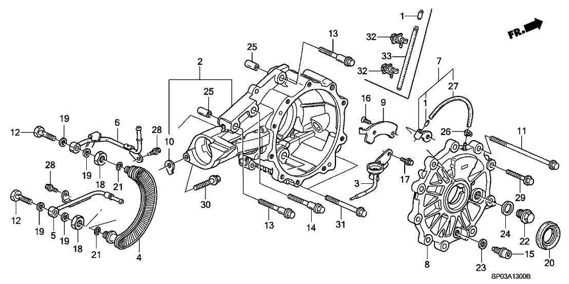 Bestseller: 2001 Acura Mdx Transfer Case Seal Manual