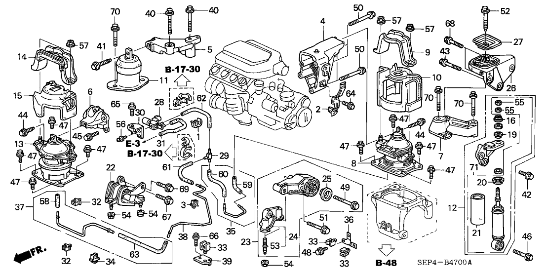2006 Acura Tl Parts Diagram