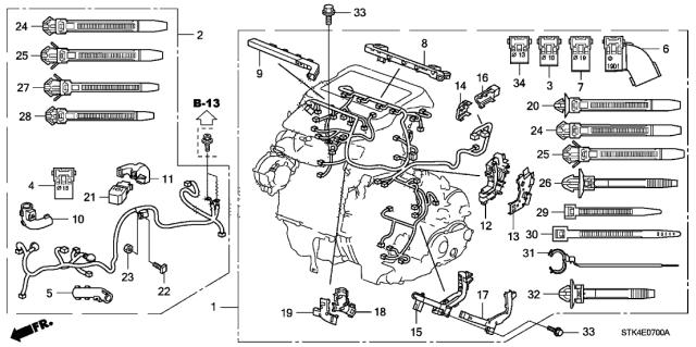 2007 Acura Rdx Engine Diagram -Isb 300 Pcm Wiring Diagram | Begeboy Wiring  Diagram Source | Acura Rdx Engine Schematics |  | Begeboy Wiring Diagram Source