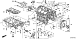 Related Parts for Acura Knock Sensor - 30530-P8F-A01