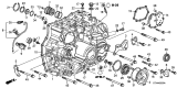 Related Parts for Acura TL Transfer Case Bearing - 91002-RJF-T01