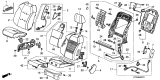 Related Parts for Acura Seat Motor - 81237-STX-A01