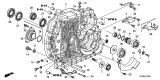 Related Parts for Acura RL Pilot Bearing - 91006-RDK-004