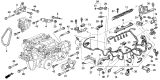 Related Parts for Acura Knock Sensor - 30530-PV1-A01