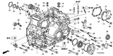 Related Parts for Acura TL Bellhousing - 21210-RWE-010