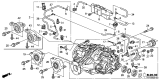 Related Parts for Acura Differential - 41200-RWG-080