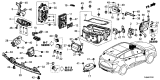 Related Parts for Acura RDX Body Control Module - 38800-TJB-A04