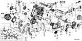 Related Parts for Acura MDX A/C Expansion Valve - 80221-TZ5-A43