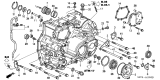 Related Parts for Acura MDX Pilot Bearing - 91011-RDK-005