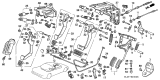 Related Parts for 1991 Acura NSX Accelerator Cable - 17880-SL0-A41