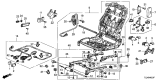 Related Parts for Acura ILX Seat Switch - 81253-SDB-A71