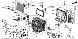 Related Parts for Acura RDX A/C Expansion Valve - 80220-TJB-A41