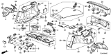 Related Parts for Acura MDX Light Socket - 33513-S50-003