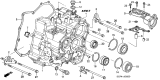 Related Parts for Acura TL Bellhousing - 21210-RDG-315