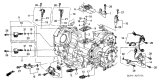 Related Parts for Acura TL Oil Pressure Switch - 28610-RKE-004