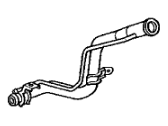Acura Integra Fuel Filler Neck - 17660-SR3-A00