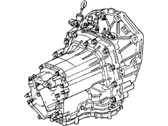 Acura Vigor Transmission Assembly - 20021-PW7-000