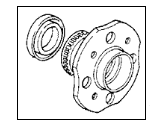 Acura Vigor Wheel Bearing - 42200-SL5-A01