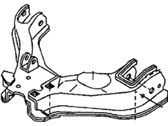 Acura 8-94374-429-1 Arm, L. Control (Lower)