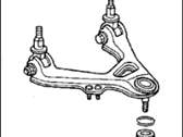 Acura Legend Control Arm - 51450-SP0-023