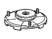 Acura Legend Shock And Strut Mount - 51631-SP0-003