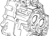 Acura Legend Bellhousing - 21211-PG4-050