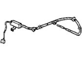 Acura Legend Antenna Cable - 39160-SD4-A03
