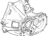 Acura Legend Bellhousing - 21000-PG2-000