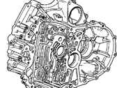 Acura Legend Bellhousing - 21110-PL5-A02
