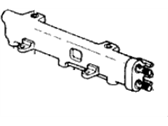 Acura Legend Fuel Rail - 16610-PL2-000