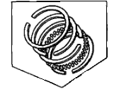 Acura CL Piston Ring Set - 13011-PGE-A01