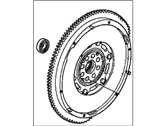 Acura Flywheel - 22100-R72-006