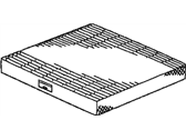 Acura Cabin Air Filter - 80292-SHJ-A41