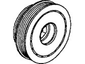 Acura CL Crankshaft Pulley - 13810-P8A-A01