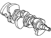 Acura CL Crankshaft - 13310-P8A-A00