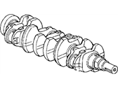 Acura CL Crankshaft - 13310-ZW5-000